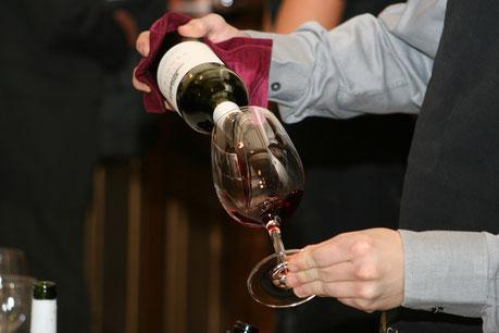 Wine restaurant in Kiev