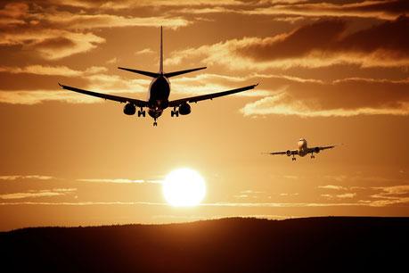 Flight to Kiev, Ukraine