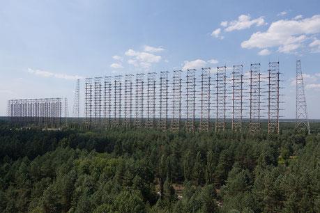 Chornobyl Duga Radar