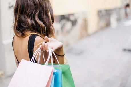 Shopping in Kyiv