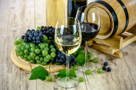 Wine and grape festival in Lviv