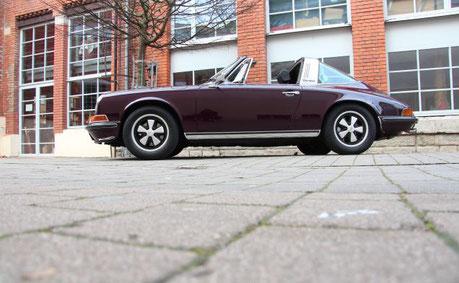 Porsche Targa, Oldtimer, Auto, car, Automobil,