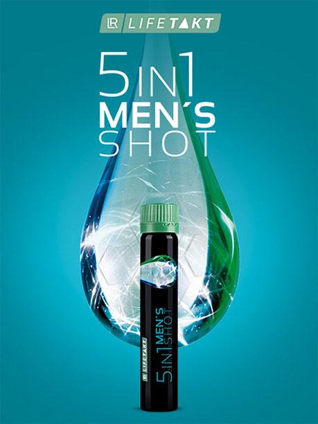 5in1 Men's Shot