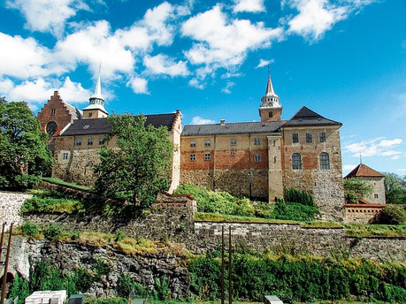 Oslo Castle Norway Jewish tours