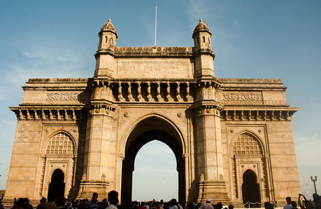 Gateway of India Mumbai Jewish tours cruise shore