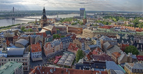 Riga City Center