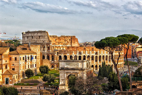 Colosseum Rome Italy Jewish tours