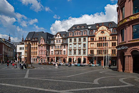 Mainz City Center