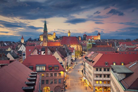 Nuremberg Old City