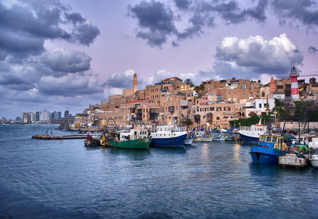 Jaffa Port Tel Aviv Israel shore cruise Jewish tour