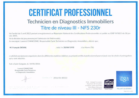 ABCD35 est une société certifiée