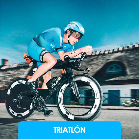 bicicleta triatlon