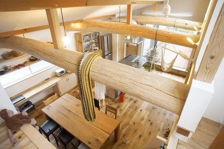 神奈川県で自然素地材の家・注文住宅のご提案