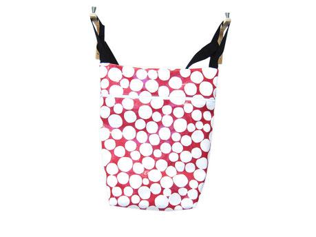 sac à poussette en toile cirée
