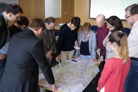 Kommunikation Planungen Konzepte Zusammenarbeit Kommunen Tourismus ADFC