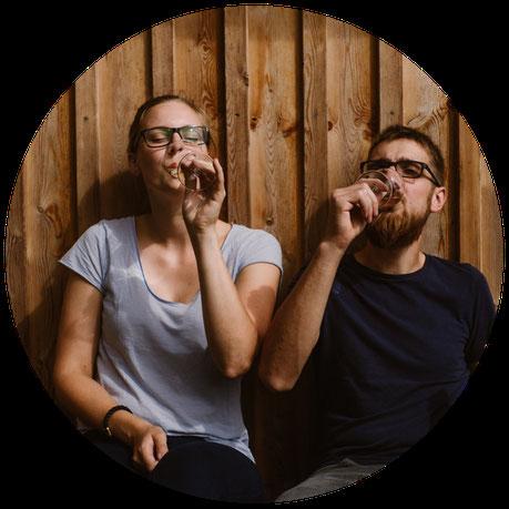 Weingut von der Tann Iphofen Maggie und Steffen