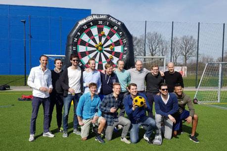 Junggesellenabschied Hamburg Fußball