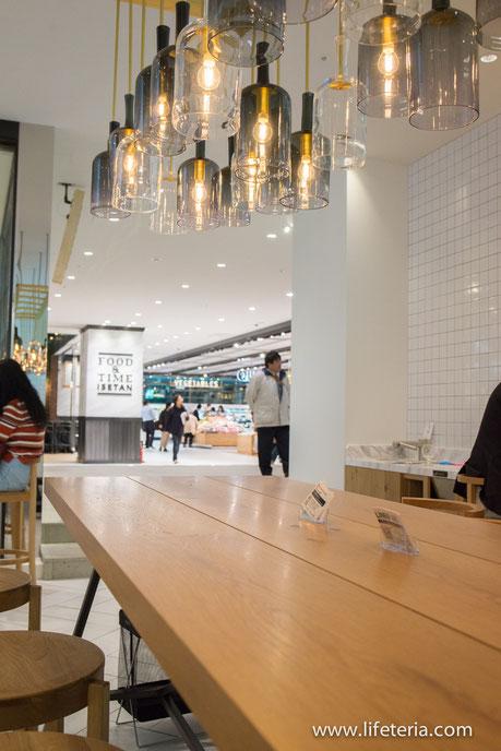 LifeTeria ブログ Guzman y Gomez FOOD&TIME ISETAN アトレ品川店 GYG グズマン・イー・ゴメズ