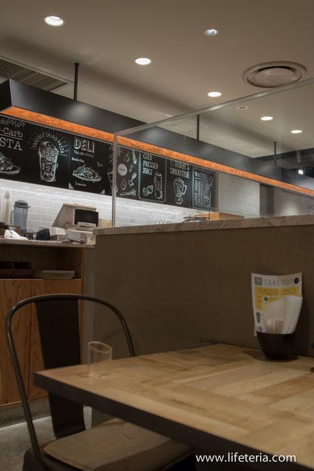 LifeTeria ブログ Pietro YASAI Café 京橋店