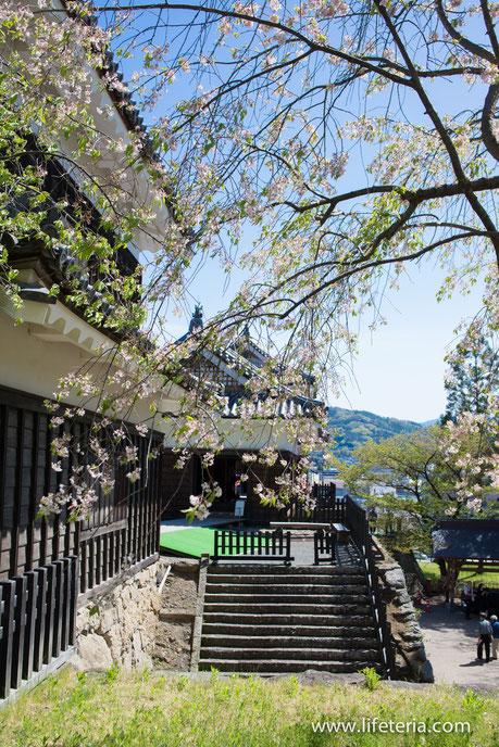 LifeTeria ブログ 上田城