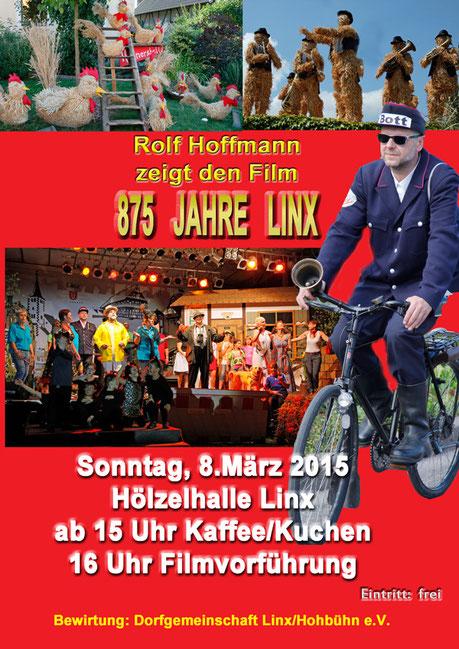 875 Jahre Linx - Film von Rolf Hoffmann