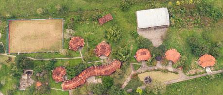 Die Jugendhäuser des Kinderdorf Guarabira