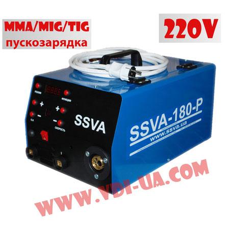 Полуавтомат SSVA-180 P