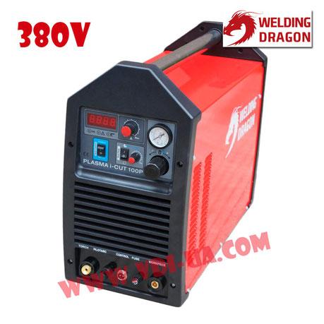 Инверторная плазма iCUT-100-380V Welding dragon