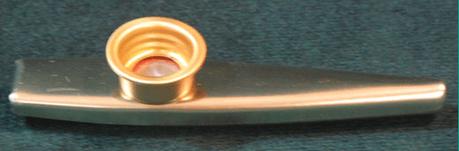 Kazoo métal