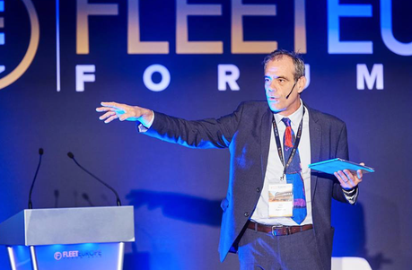 another year at Fleet Europe, this time in Rome 2015, started the whole thing back in 2007
