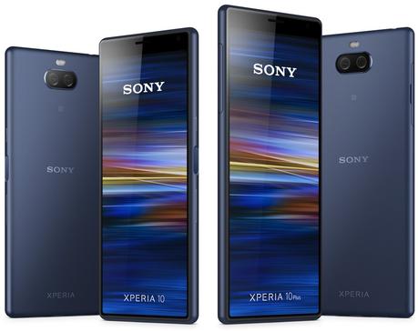 Sony Xperia 10 y 10 Plus - Características y precio en España