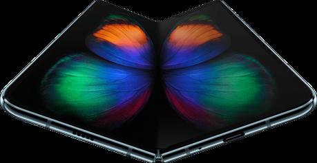 Teléfono móvil plegable Samsung Galaxy Fold