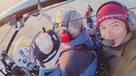 Fluglehrer, Björn Lürßen, DULV, Motorschirm