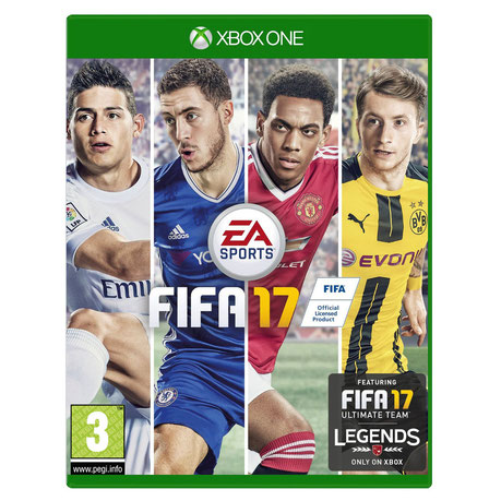 FIFA 17 disponible ici.