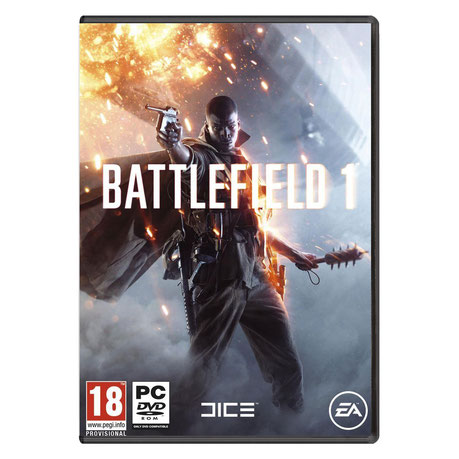 Battlefield 1 disponible ici.
