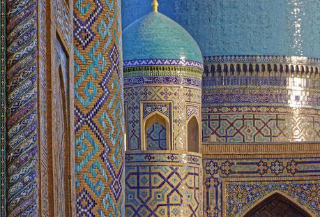 Usbekistan, Samarkand, Chiwa, Buchara, Registan, Vorderasien, Fotoreise, reisen