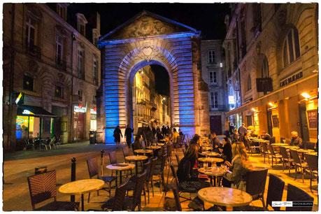 Bordeaux porte dijeaux soirée entre amis