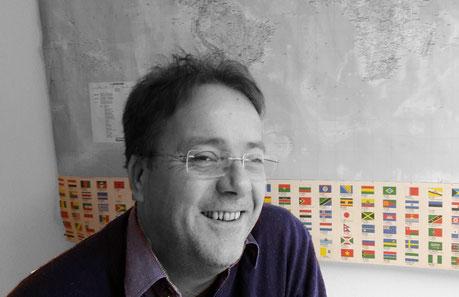 Sebastian Welter, Referent für internationale Jugendbildung, Bundesarbeitskreis ARBEIT UND LEBEN