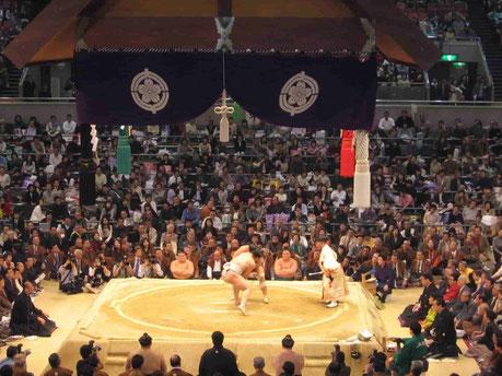 """相撲の土俵にみられる""""五行"""""""