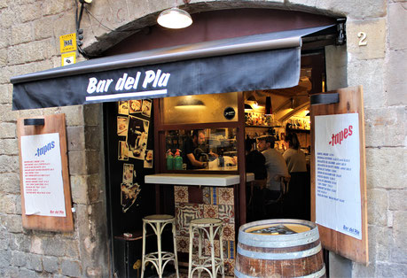 Bar del Pla_Eating tapas in Barcelona_Recommendations by Barcelona by locals
