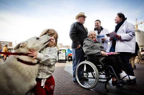 Onafhankelijk Papendrecht ondersteunt Nederland Lokaal tijdens de campagne voor de Provinciale Staten