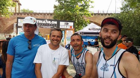 Millau Triathlon - Triathlon de Montauban - Frenchman