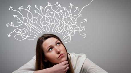 surefficience mentale soulagée par ennéagramme