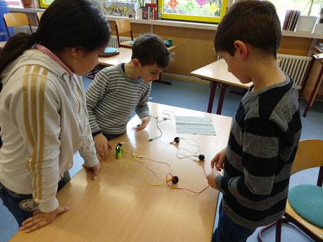 Stromkreise entdecken