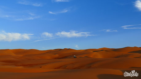 The Michaels, Seidenstrasse, VAE, UAE, Wüste, Empty Quarter