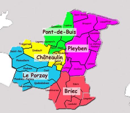 Paroisse Sainte Anne - Châteaulin