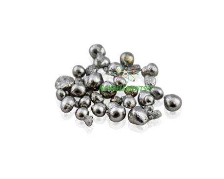 rutenio pellets, rutenio metallico, rutenio metallo, rutenio elemento, rutenio da investimento, dove comprare rutenio, rutenio da collezione