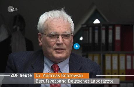Screenshot zdf.de - ZDFheute Nachrichten des Zweiten Deutschen Fernsehens (ZDF)