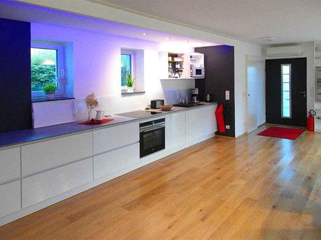 Ferienhaus Ambiente am Dümmer See - Küche