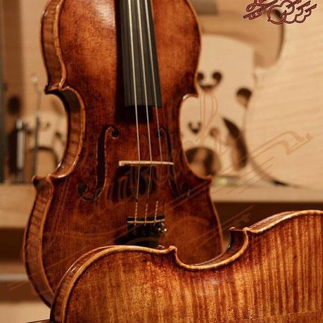 MEISTERVIOLINE auch Geige genannt